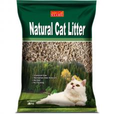 Aristo Cats Natural Cat Litter Pine Wooden Pellet 20kg ( 2 Packs)