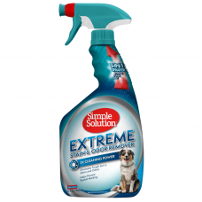 Simple Solution Extreme Stain & Odor Remover For Dogs 945ml