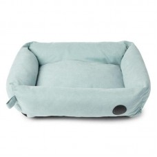 FuzzYard The Lounge Powder Blue Bed (Medium)