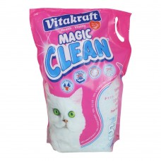 Vitakraft Magic Clean Crystals Unscented 5L (4 Packs)