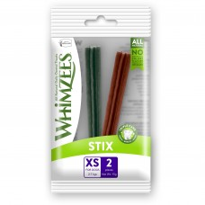 Whimzees Single Pack Stix X-Small Box Dog Dental Chews (70pcs)