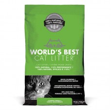 World's Best Clumping Cat Litter Unscented  12.7kg
