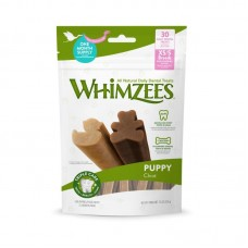 Whimzees Puppy Chiot Dental Chews XS/S 240g (3 Packs)