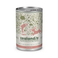 Zealandia Wild Salmon Dog Canned Food 385g (3 Cans)