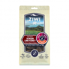 Ziwi Peak Air Dried Venison Lung & Kidney Dog Treats 60g
