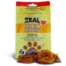 Zeal Free Range Naturals Chewies Dog Treats 125g (3 Packs)