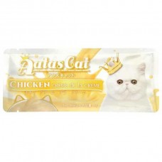 Aatas Cat Creme De La Creme Chicken (10 Packs)