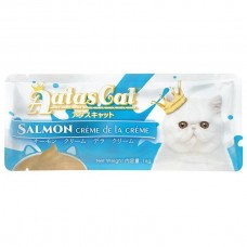 Aatas Cat Creme De La Creme Salmon (10 Packs)