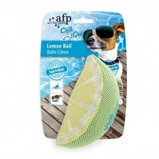 AFP Chill Out Lemon Slice Dog Toys