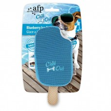 AFP Chill Out Blueberry Ice Cream Dog Toys
