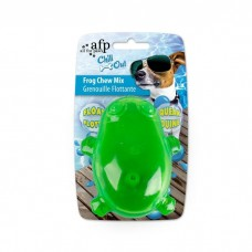 AFP Chill Out Frog Chew Mix Dog Toys