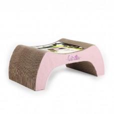 AFP Catzilla Bridge Cardboard Scratcher