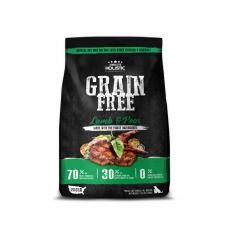 Absolute Holistic Grain Free Lamb & Peas Dog Dry Food 1.5kg