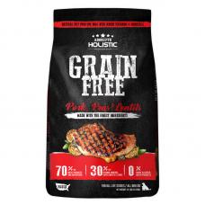 Absolute Holistic Grain Free Pork, Peas & Lentils Dog Dry Food 9.97kg
