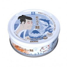 Akane Tuna & Salmon in Thick Gravy Cat Canned Food 75g (12 Cans)