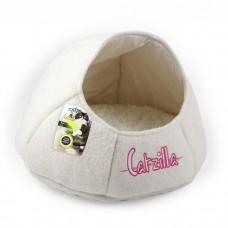 AFP Catzilla Nest Cat Bed White