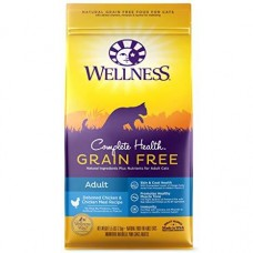 Wellness Cat Complete Health Grain Free Chicken & Chicken Meal 5Lb