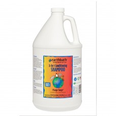 Earthbath 2-in-1 Conditioning Mango Tango Shampoo for Dog & Cat 1 Gallon