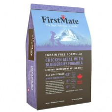 Firstmate Grain Free Chicken Meal With Blueberries Formula Dry Cat Food 4.54kg
