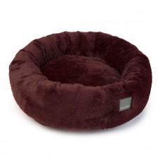 FuzzYard Eskimo Merlot Bed (Medium)