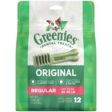 Greenies Dental Treats Pack Regular Dog Treat 340g