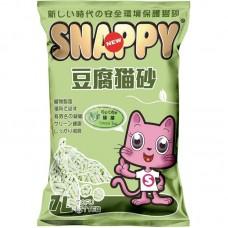Snappy Cat Tofu Cat Litter Green Tea 7L