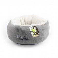 AFP Catzilla Mellow Cat Bed Grey
