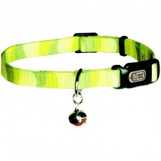 Catit Adjustable Nylon Collar Neon