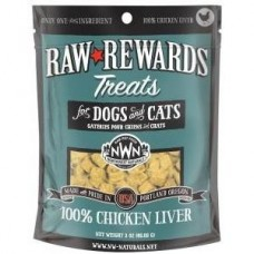 Northwest Natural 100% Chicken Liver Treats For Dogs & Cats 85g