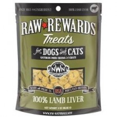 Northwest Natural 100% Lamb Liver Treats For Dogs & Cats 85g