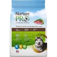 Nurture Pro Original Lamb For Large Breed Puppy & Adult Dog Dry Food 12.5lb + Free 4Lb