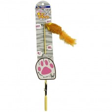 CattyMan Cat Rod Toy Long Tail Mouse