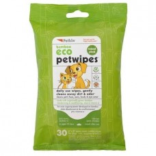 Petkin Bamboo Eco Pet Wipes Travel Pack 30's