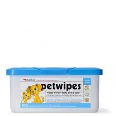 Petkin Petwipes 100's
