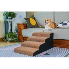 Deycare Block Stairs Brown