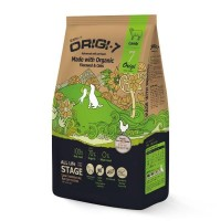 ORIGI-7 Advanced Soft Organic Lamb Dog Dry Food 1.2kg