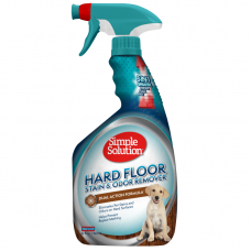 Simple Solution Hard Floor Stain & Odor Remover For Dogs & Cats 945ml