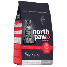 North Paw Grain Free Atlantic Seafood with Lobster Cat Dry Food 2.25kg