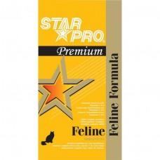 Star Pro Premium Feline formula 40lb