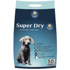 Super Dry SAP 5g Super Absorbent Pee Sheets 50x60cm 50's