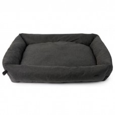 FuzzYard The Lounge Charcoal Bed (Medium)