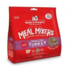 Stella & Chewy's Tantalizing Turkey Meal Mixers Freeze-Dried Dog Food 18oz