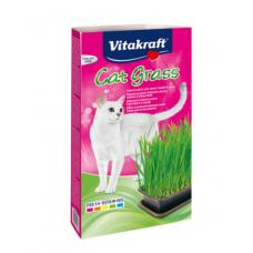 Vitakraft Cat Grass Premium Seed Mix  120g