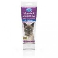 Pet Ag Vitamin & Mineral Gel Supplement For A Healthy Cats 100g