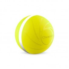 Cheerble LED Wicked Ball Yellow For Dog & Cat Toys