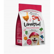 Loveabowl Grain Free Chicken and Atlantic Lobster Dog Dry Food 1.4kg