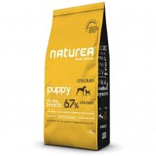 Naturea Chicken Puppy Dry Food 12kg