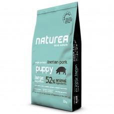 Naturea Iberian Pork Large Puppy Breed Dry Food 12kg