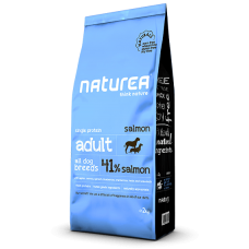 Naturea Salmon Dry Dog Food 12kg