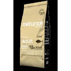 Naturea Tuna Adult Small Breed Dry Dog Food 2kg